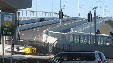 The $328 million Go Between Bridge opened on July 5.
