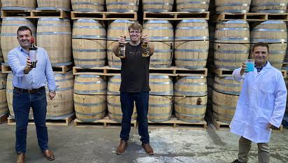 Spirit of collaboration: WA breweries, wineries, distillers fight sanitiser shortage