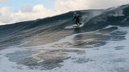 'Simply mind-blowing': blind surfer Matt Formston's wave of glory