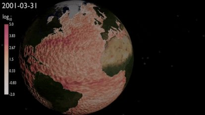 World's oceans changing as currents show new patterns