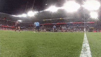 Forget Trbojevic and Latrell, this was Fittler's key moment from Origin I