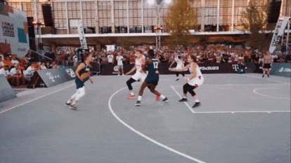 New stars, new flags: How do you win gold in 3x3 basketball?