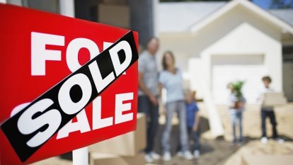 Buy property and save money
