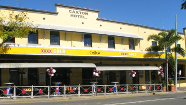 The Caxton Hotel has been issued two corporate penalty infringement notices.