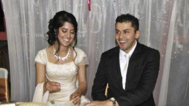 Ahmed Seedat and wife Fahima Yusuf.