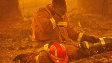 Black Saturday, 2009 was Australia's worst bushfire disaster.
