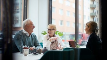 Having a diverse range of investments can support a comfortable retirement.