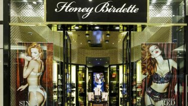 """Building """"a lifestyle of pleasure for all"""": Honey Birdette co-founder Eloise Monaghan said the sale to Playboy was a """"proud day"""" for the brand."""