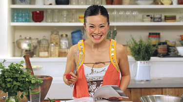 Back on the boil ... MasterChef runner-up Poh Ling Yeow.