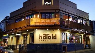 Harold Park Hotel,Sydney's inner west has sold for $6 million