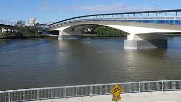 Patronage on the Go Between Bridge has been declining since 2018.