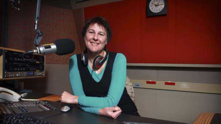 Broadcaster Lindy Burns had one of those life-changing moments most of us recognise, but mainly in retrospect.
