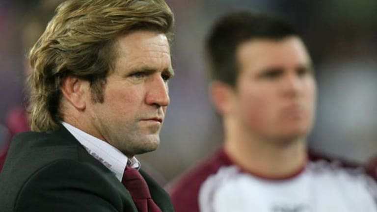 Homecoming: Des Hasler.
