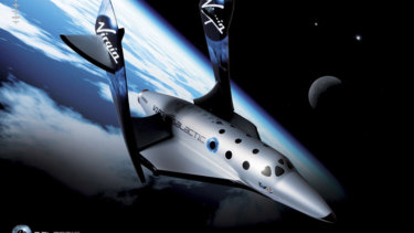 Investing in Virgin Galactic, Boeing hopes to speed up travel times.