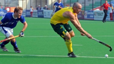 Canberra captain Glenn Turner made 124 appearances for the Kookaburras.