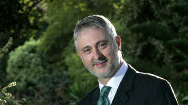 Special Minister of State Gavin Jennings is responsible for the government's FOI reforms.