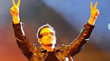 Scott Morrison quoted Bono, the lead singer of Irish band U2, in 2008.