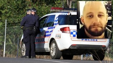 Ricky Maddison was wanted for domestic violence offences when he killed Senior Constable Brett Forte.