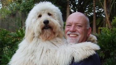 David Mallett died in the heart of Bundaberg on Monday night.