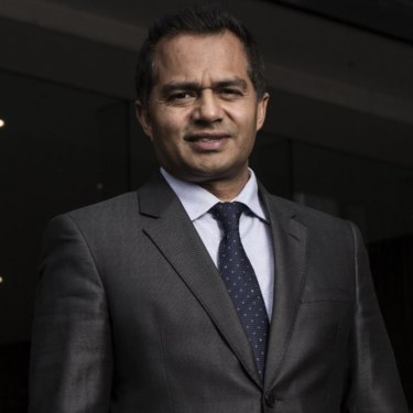 Tarun Gupta is one of the potential candidates to takeover as CEO.