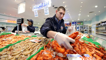 Unlike most retailers, Sydney Fish Market will operate with extended trading hours on Good Friday.