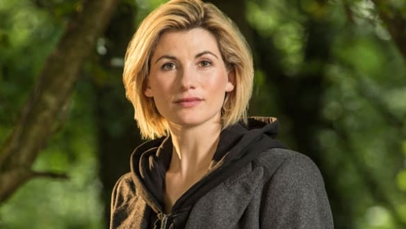 New Doctor Who takes her first bow as Comic-Con's doors open