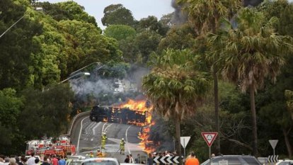 Plans to put the brakes on heavy vehicle crash fatalities