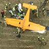 Light plane crash at Moorabbin leaves man seriously injured