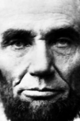 """Abraham Lincoln: """"a house divided cannot stand"""", and nor will Trump."""