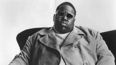US rapper Biggie Smalls was shot dead in 1997.