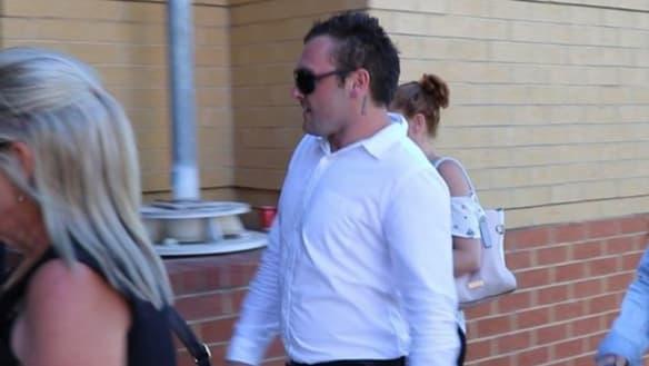 'F--k you dog': Angry scenes outside court after WA kangaroo killer sentenced