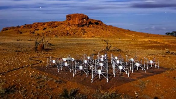 WA scientists scan the sky to safeguard critical communications satellites