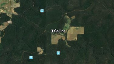 Collins, WA.