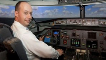 Liberal MP Gordon Rich-Phillips has flown through the COVID-19 lock down.