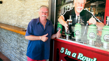 Paul North (and Paul North) has owned JB O'Reilly's since 1993 and sells more Guinness than anyone in WA.