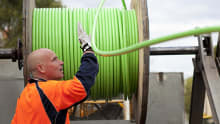Government faces fears it will lose its shirt on NBN