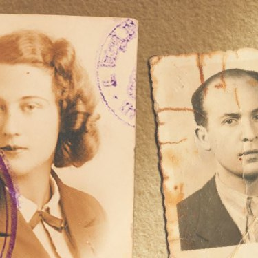 Martha survived the war using false papers; and Feliks faced death in the Holocaust.