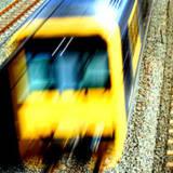 Train hits car at  Euabalong