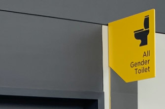 All gender toilets have been installed at Rod Laver Arena.