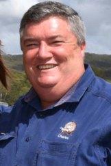 Rural aid CEO Charles Alder.