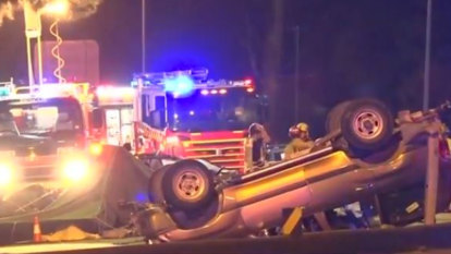 'Unlicensed' driver charged after fatal crash that killed two women