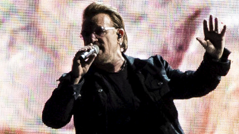 At U2's Sydney concert, the highlights might not be what you expect