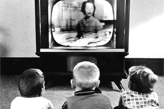 There was a time when kids could watch the news.