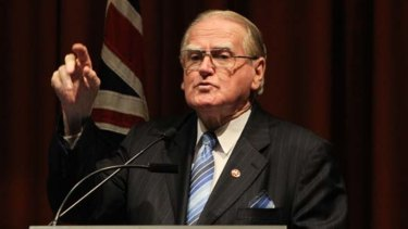 Fred Nile is known as the grandfather of the house.