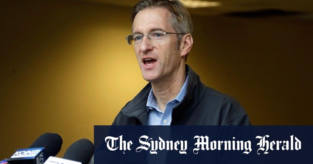 Portland mayor pins blame on Trump for inciting violence after man is shot – Sydney Morning Herald
