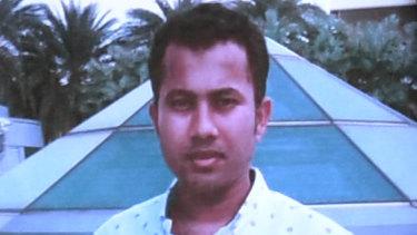Zakaria Bhuiyan.