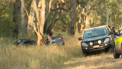 Teen dead, another clings to life after car slams into tree