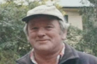 Mick Roberts died at his Buchan property.
