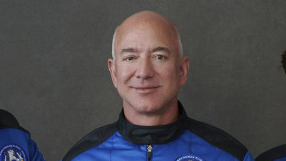 Jeff Bezos, the would-be astronaut, has wings clipped