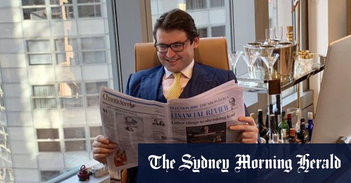 Sydney stockbroker loses legal battle with former bodyguard – Sydney Morning Herald